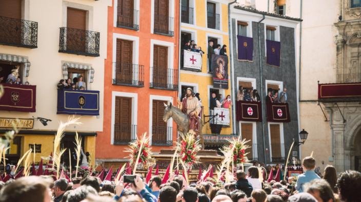 La Semana Santa de Cuenca