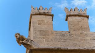 La leyenda del escudo de Valencia