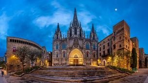 La leyenda de Santa Eulalia de Barcelona