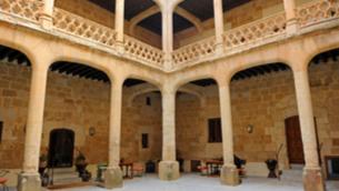 La leyenda del castillo del buen amor - Salamanca