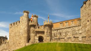 La leyenda del tesoro oculto del castillo de ponferrada y la orden del templo – Léon