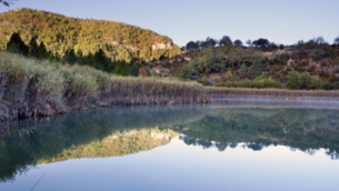 La leyenda del lago Taravilla - Guadalajara