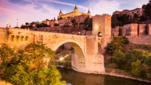 La leyenda del último rey visigodo y la conquista musulmana de hispania - Toledo