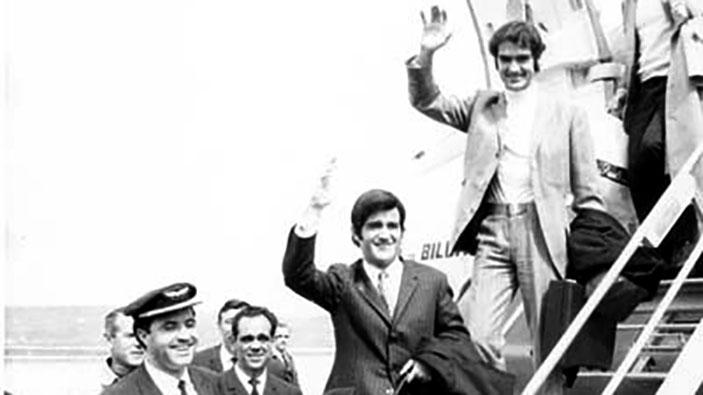 Inicios de los 60: El comienzo del viaje
