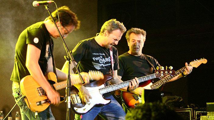 """Segunda mitad de los ochenta: el """"pop-rock"""" se apropia del escenario"""